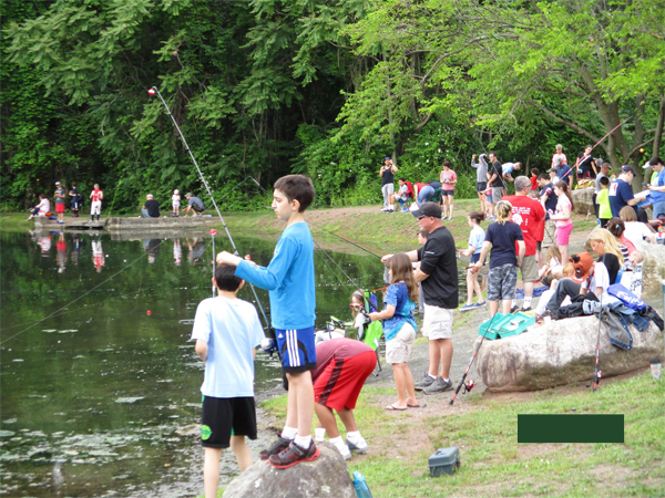 Free Fishing Derby & BBQ